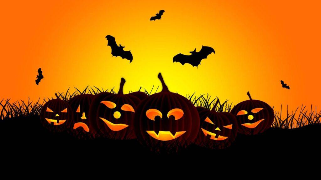 Helovīna vakara spēles