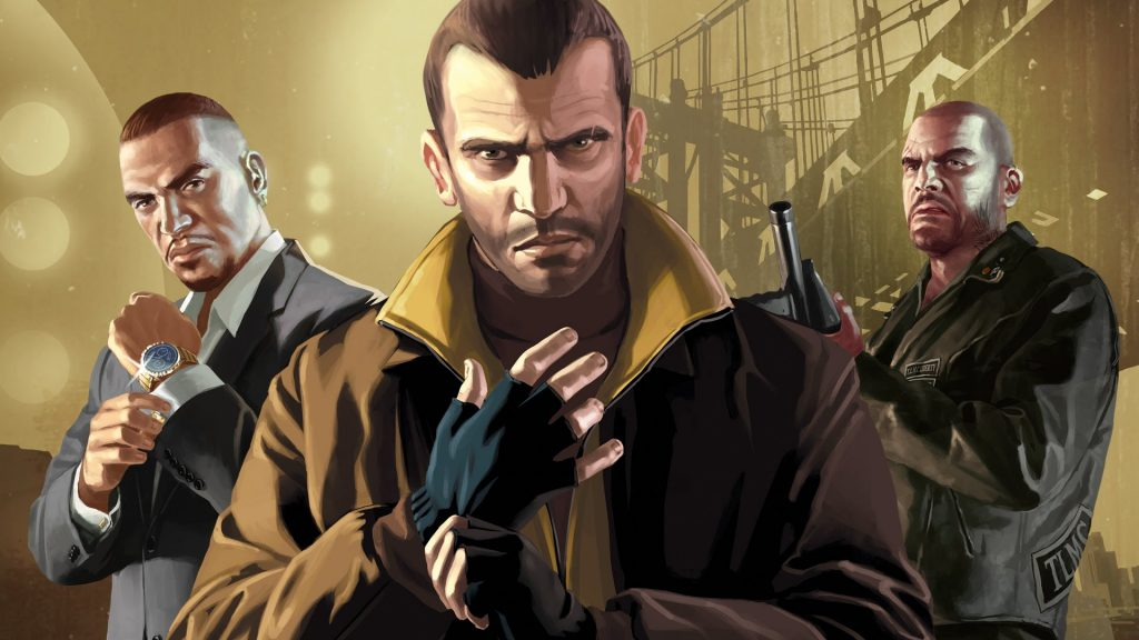 gtaIV episodes from liberty city