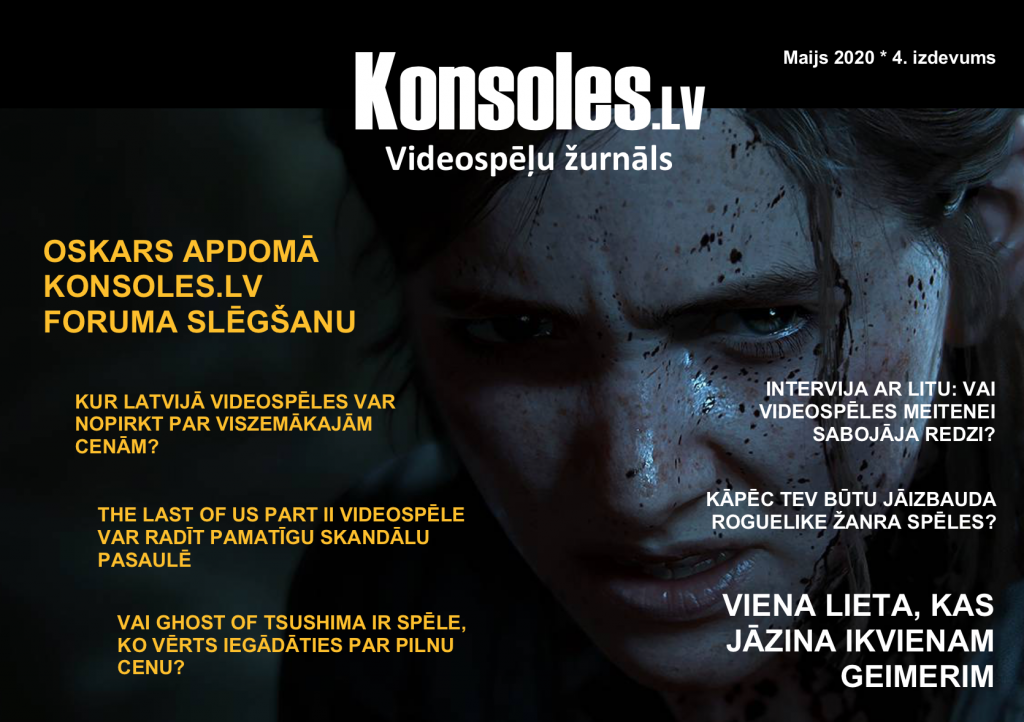 Konsoles.lv