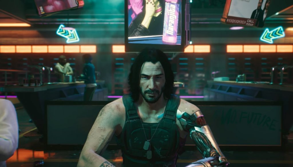 Cyberpunk 2077 videospēle