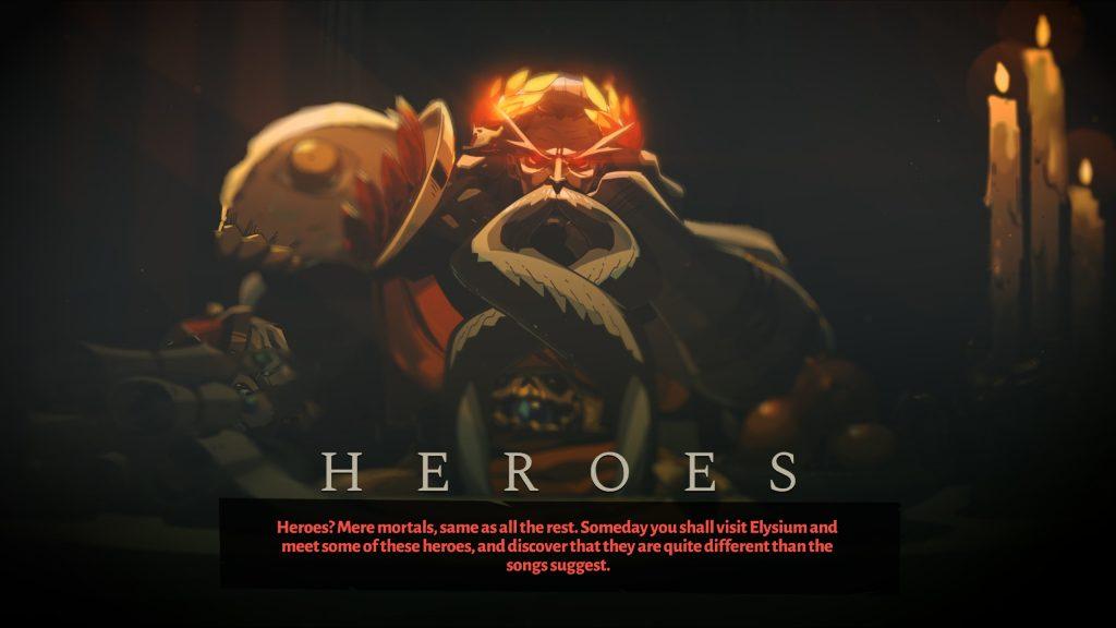 Hades, videospēļu apskats