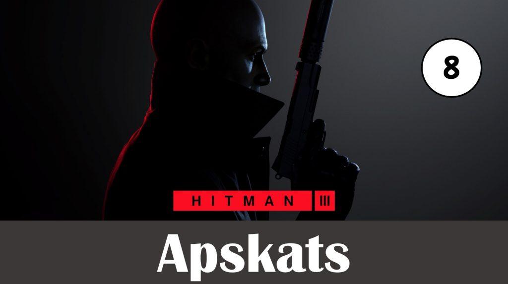 Hitman 3 apskats, Latvija