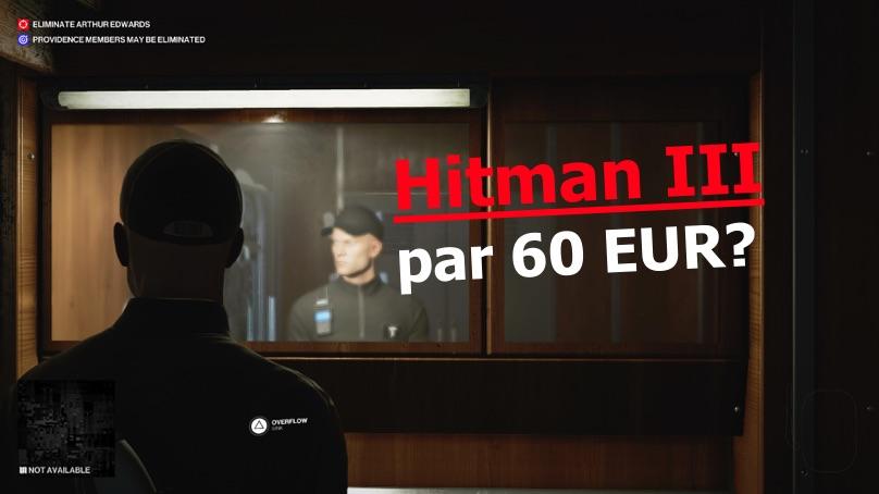 Hitman 3 cena