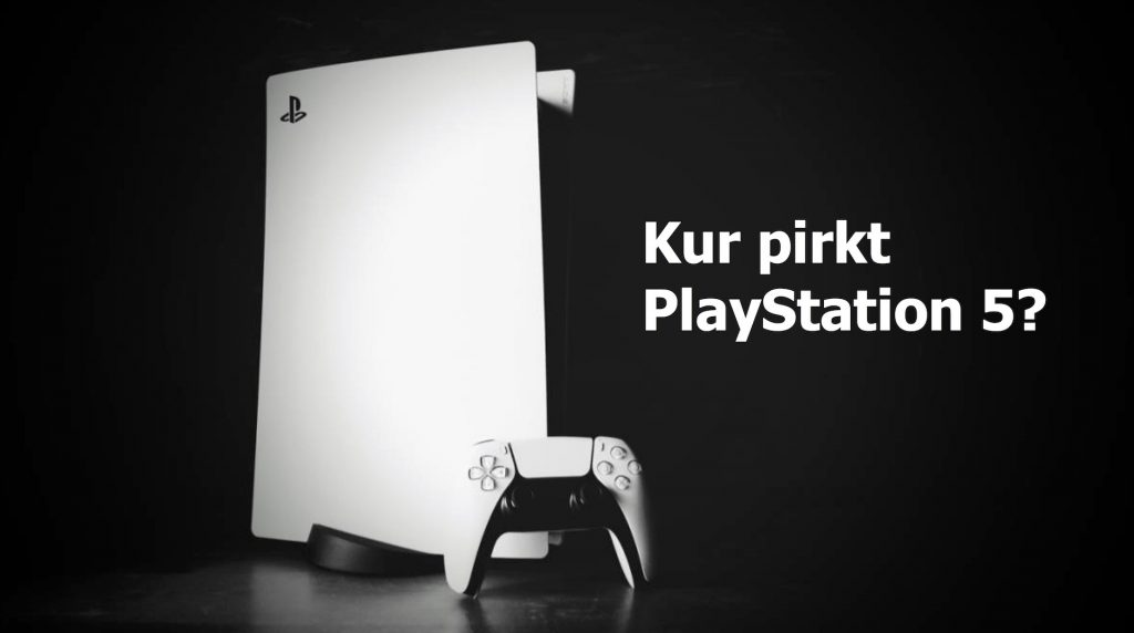 PlayStation Latvija, PlayStation cena, kur pirkt