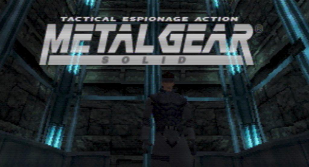 Metal Gear Solid spēle