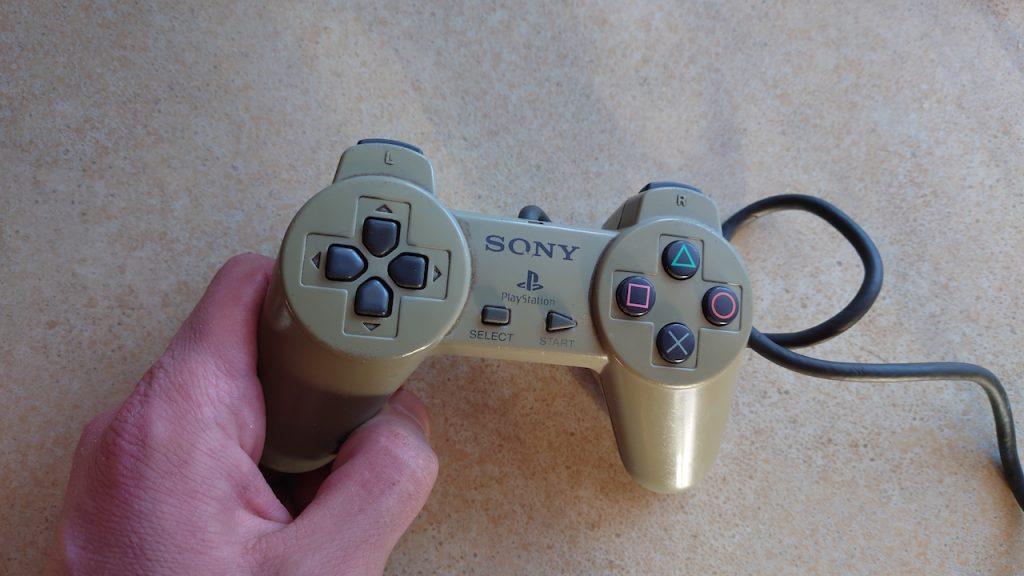 PlayStation pults