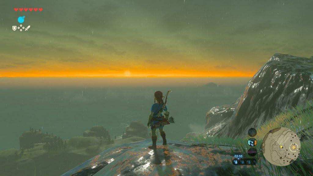 Zelda: Breath of the Wild Latvija