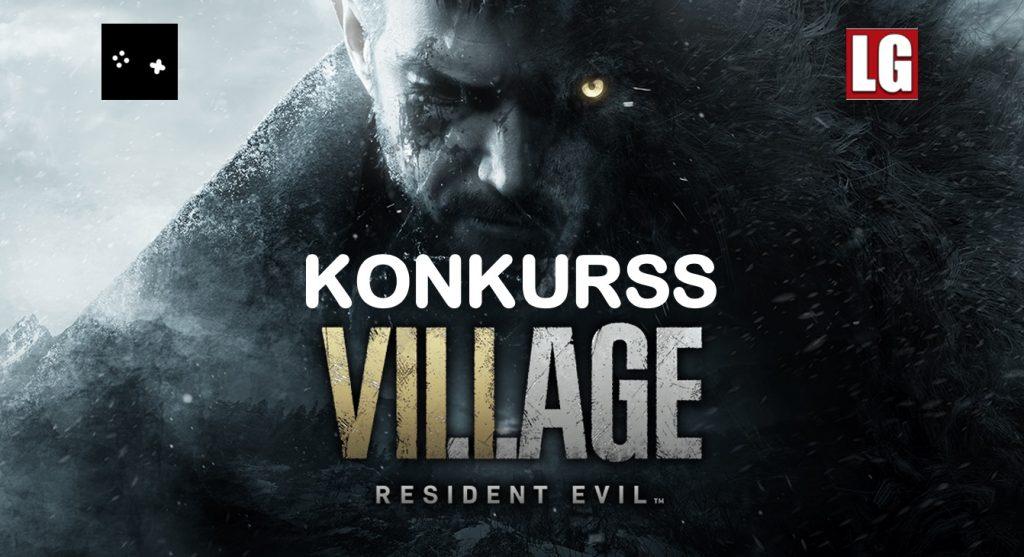 Resident Evil Village konkurss