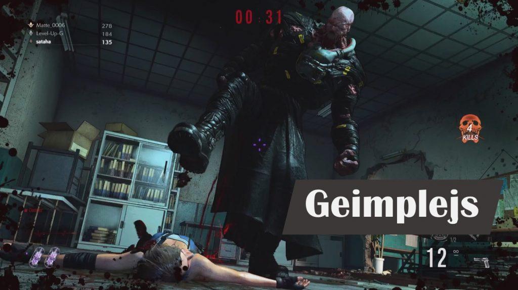 Resident Evil Re:Verse Latvija