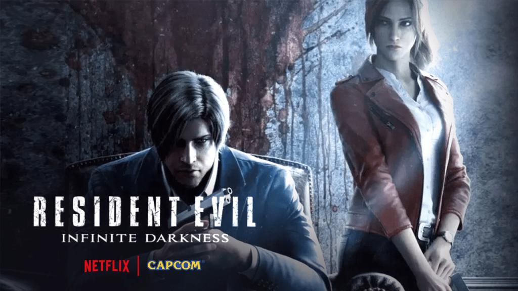 Resident Evil Infinite Darkness Latvija