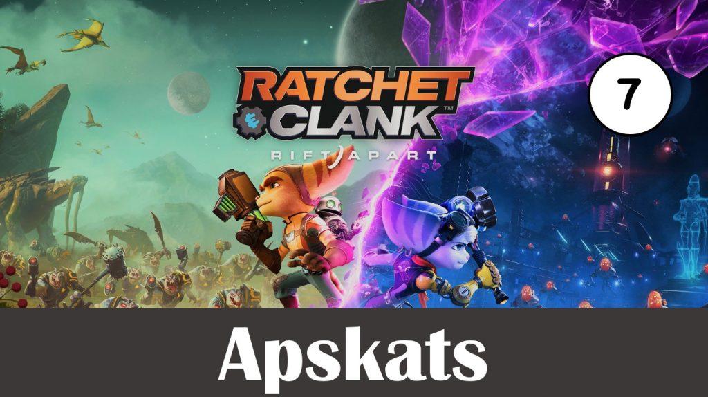 Ratchet & Clank: Rift Apart Latvija