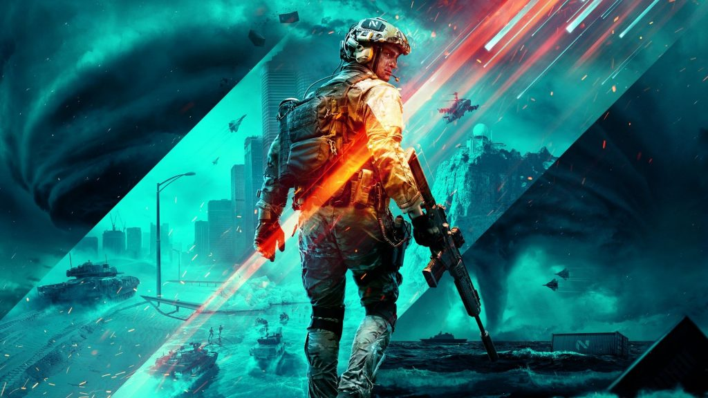 Battlefield 2042 Latvija