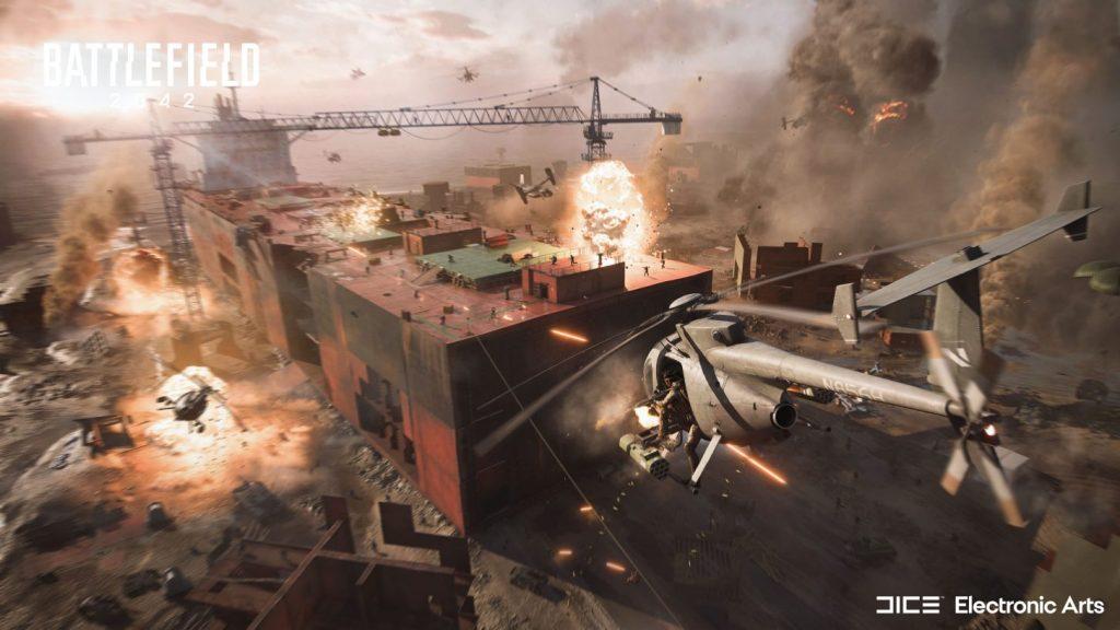 Battlefield 2042 spēle
