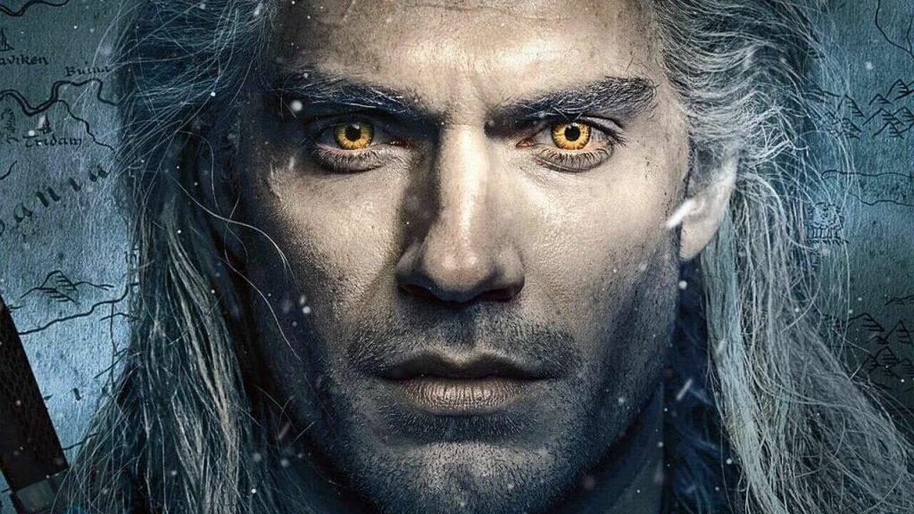 The Witcher Netflix Latvija