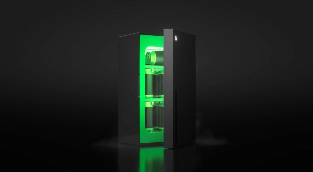 Xbox mini ledusskapis
