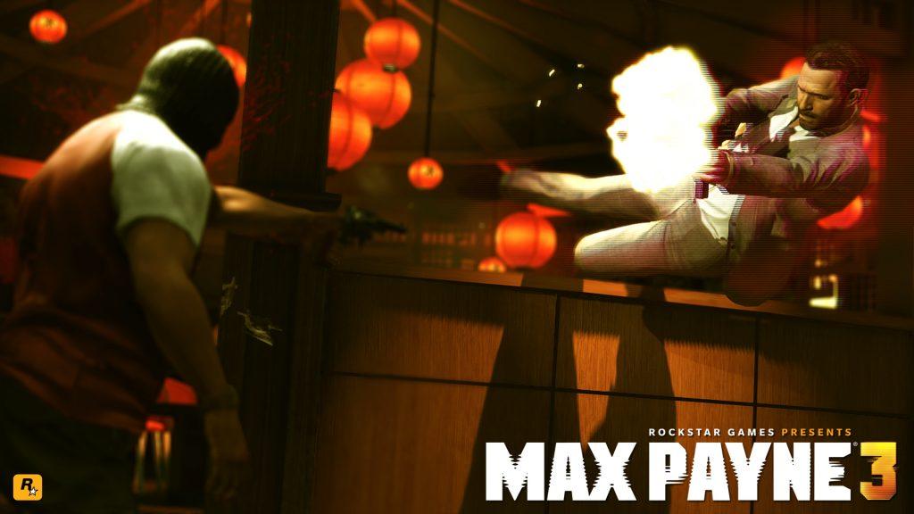 Max Payne Latvija
