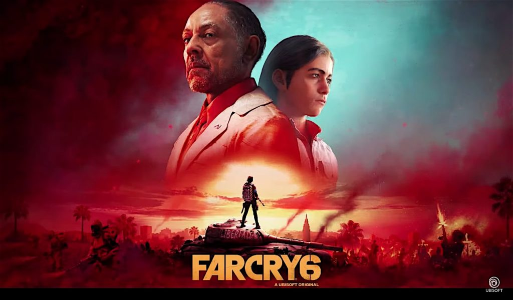 Far Cry 6 Latvija