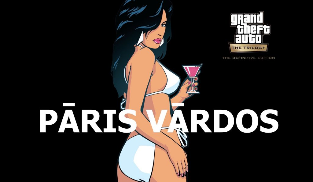 Grand Theft Auto: The Trilogy Latvija