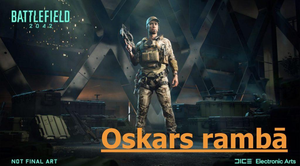 Oskars spēlē