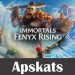 Immortals Fenyx Rising video apskats
